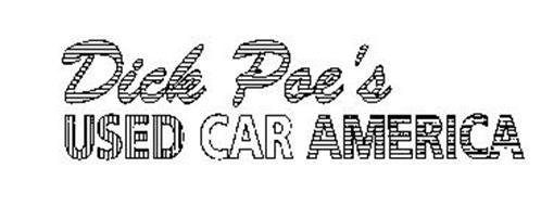 Dick Poe Used Car America