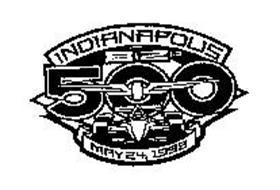 INDIANAPOLIS 500 82ND MAY 24, 1998