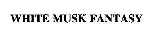 WHITE MUSK FANTASY
