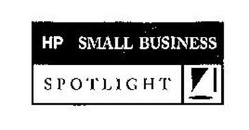 HP SMALL BUSINESS SPOTLIGHT