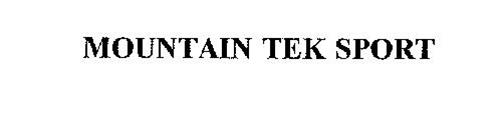 MOUNTAIN TEK SPORT