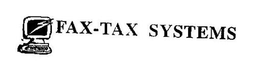 FAX-TAX SYSTEMS