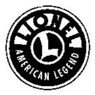 L LIONEL AMERICAN LEGEND