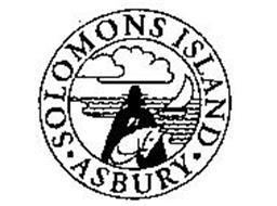 ASBURY SOLOMONS ISLAND