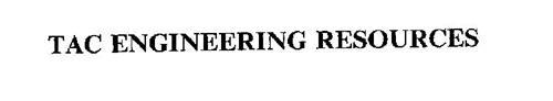 TAC ENGINEERING RESOURCES