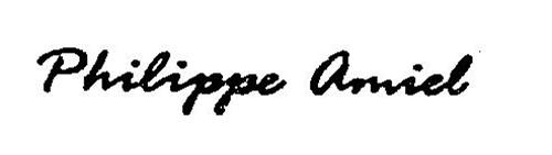 PHILIPPE AMIEL