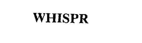 WHISPR