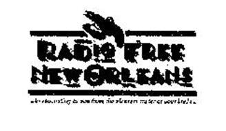 RADIO FREE NEW ORLEANS