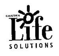 CENTEX LIFE SOLUTIONS