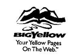 BIGYELLOW YOUR YELLOW PAGES ON THE WEB.