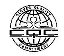 CQC CLOVER QUALITY COMMITMENT