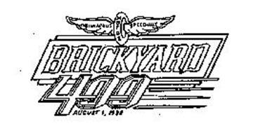 INDIANAPOLIS MOTOR SPEEDWAY BRICKYARD 400 AUGUST 1, 1998