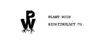 PW PLANT-WISE BIOSTIMULANT CO.