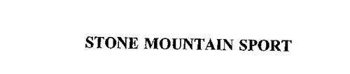STONE MOUNTAIN SPORT