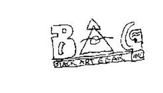 BAG BLACK ART GEAR INC