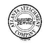 ATLANTA ATTACHMENT COMPANY SUDDEN SERVICE