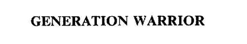 GENERATION WARRIOR