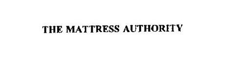 THE MATTRESS AUTHORITY