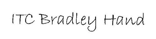 ITC BRADLEY HAND