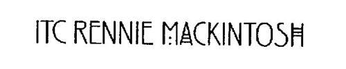 ITC RENNIE MACKINTOSH