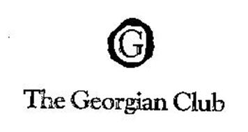 G THE GEORGIAN CLUB