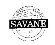 WORLD OF SAVANE