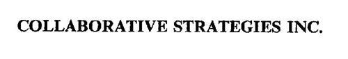 COLLABORATIVE STRATEGIES INC.