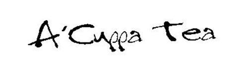 A'CUPPA TEA