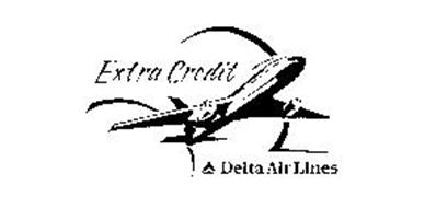 EXTRA CREDIT DELTA AIR LINES