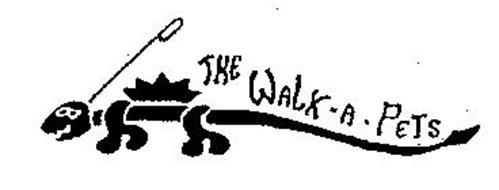 THE WALK-A-PETS