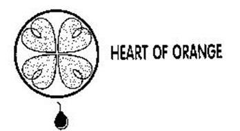 HEART OF ORANGE