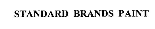 STANDARD BRANDS PAINT