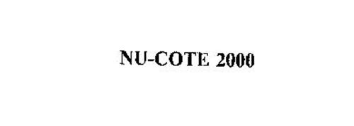 NU-COTE 2000