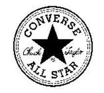 Converse All Star Chuck Taylor Logo