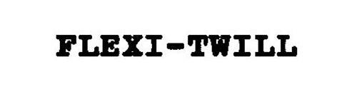 FLEXI-TWILL