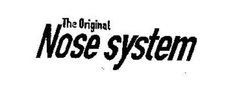THE ORIGINAL NOSE SYSTEM