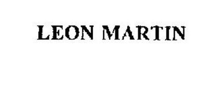 LEON MARTIN