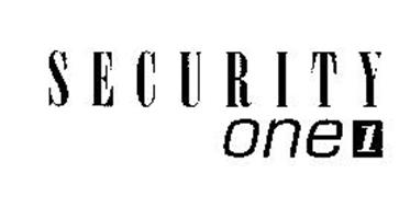 SECURITY ONE 1