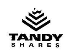 TANDY SHARES