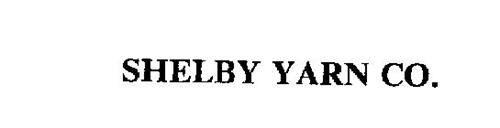 SHELBY YARN CO.