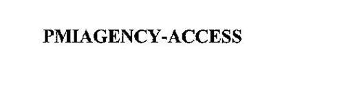 PMIAGENCY-ACCESS