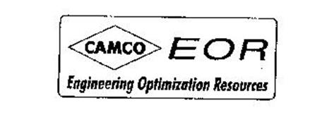 CAMCO EOR ENGINEERING OPTIMIZATION RESOURCES