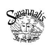 SAVANNAH'S FAT-FREE MUFFINS