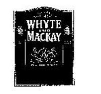 WHYTE AND MACKAY JAMES WHYTE CHARLES MACKAY ESTABLISHED 1844 GLASGOW SCOTLAND WM SONRAICHTE AGUS FIOR MATURED TWICE