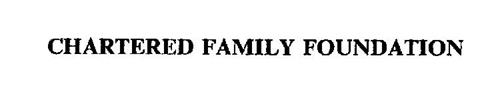 CHARTERED FAMILY FOUNDATION