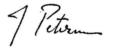 J PETERMAN