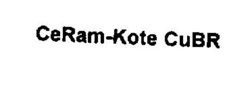 CERAM-KOTE CUBR