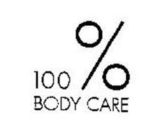 100 % BODY CARE