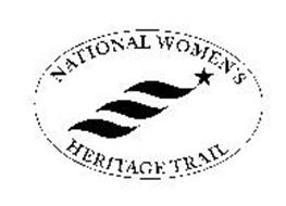 NATIONAL WOMEN'S HERITAGE TRAIL