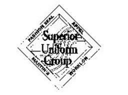 SUPERIOR UNIFORM GROUP MARTIN'S FASHION SEAL APPEL WORKLON